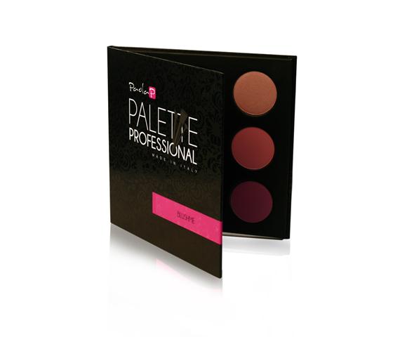 produkt_PaolaP Profesionální paletka tvářenek BLUSHME