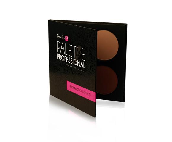 produkt_PaolaP Profesionální paletka compaktní make-up