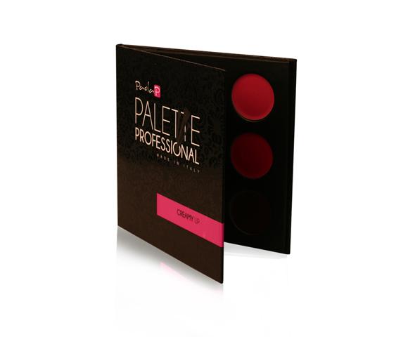 produkt_PaolaP Profesionální paleta na rty CREAM LIP