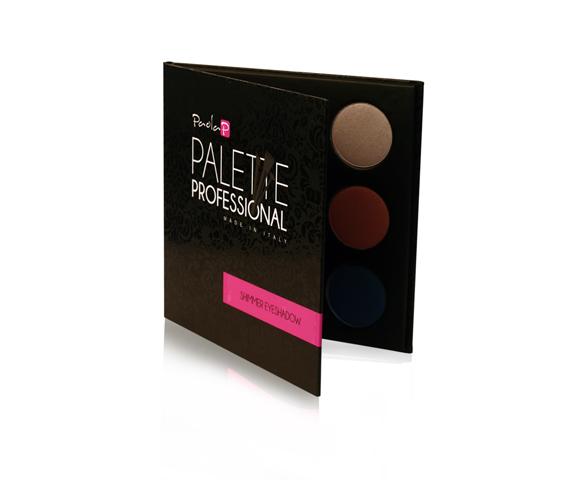 produkt_PaolaP Profesionální paletka očních stínů SHMMER EYESHADOW